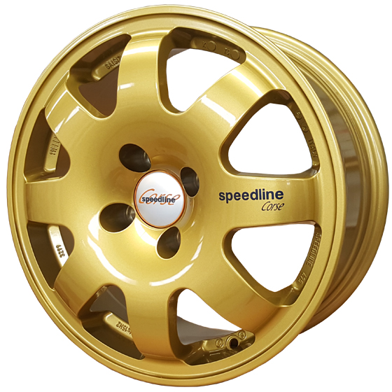 PACK 4  SPEEDLINE COMPETICION 675  15X6.0 ET36 4X100